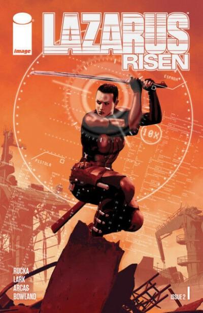 Lazarus: Risen (2019) #4 VF/NM Greg Rucka Image Comics