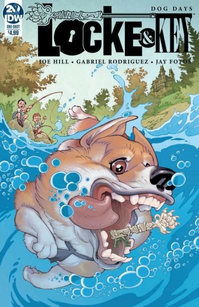 Locke & Key: Dog Days (2019) #1 NM Joe Hill Gabriel Rodriguez IDW