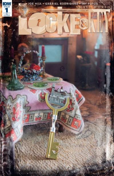 Locke & Key: Small World (2016) #1 VF/NM Shane Leonard RI Variant Cover IDW