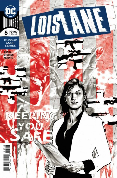 Lois Lane (2019) #5 of 12 VF/NM Mike Perkins Cover DC Universe