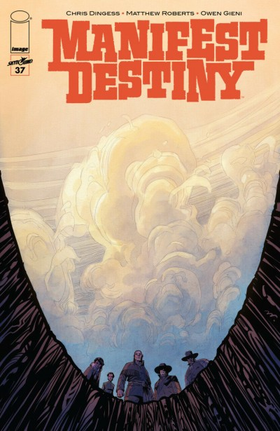 Manifest Destiny (2013) #37 VF/NM Image Comics