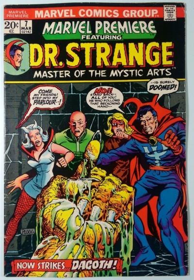Marvel Premiere (1972) #7 FN (6.0) Dr.Strange