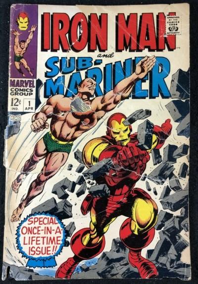 Marvel Silver Age Reader lot of 15 FF DD Iron Man Cap Nick Fury many 1st app