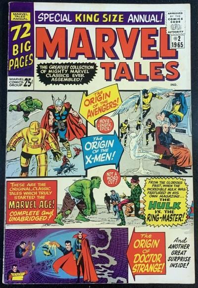 Marvel Tales (1963) #2 FN/VF (7.0) Canadian Variant