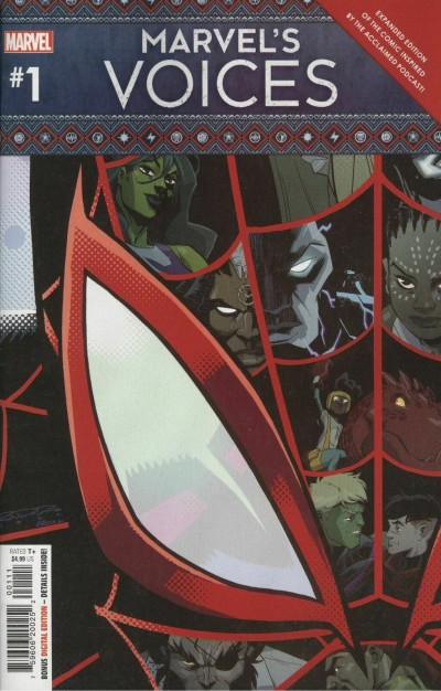 Marvel's Voices (2020) #1 VF/NM New Printing Cover