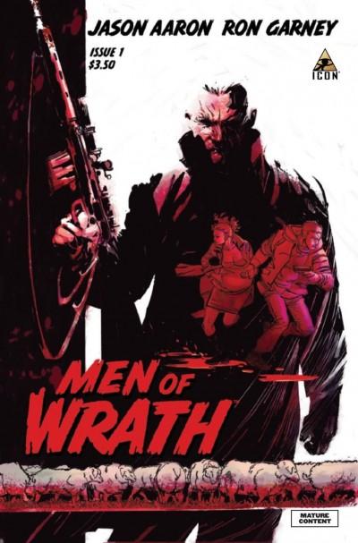 MEN OF WRATH (2014) #1 VF/NM JASON AARON RON GARNEY ICON