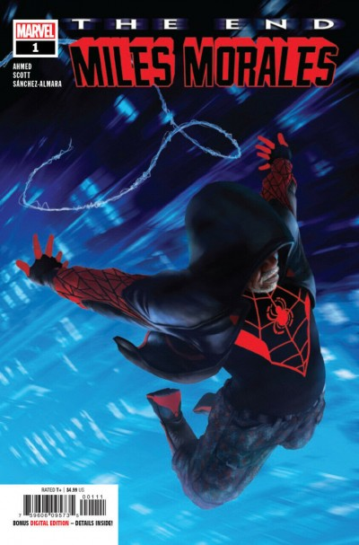Miles Morales: The End (2020) #1 VF/NM (9.0) Razzah Regular Cover