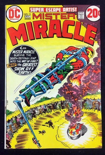 Mister Miracle (1971) #11 VF (8.0)