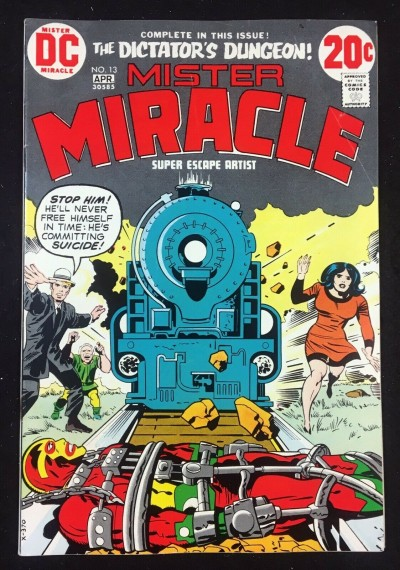 Mister Miracle (1971) #13 FN+ (6.5)