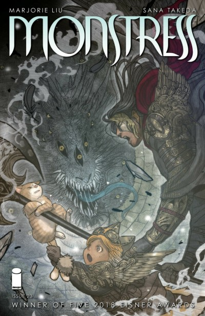 Monstress (2015) #23 VF/NM Image Comics