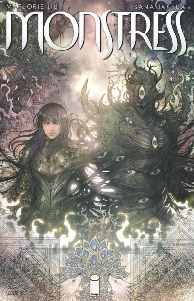 Monstress (2015) #13 VF/NM Image Comics