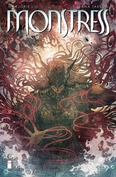 Monstress (2015) #16 VF/NM Image Comics