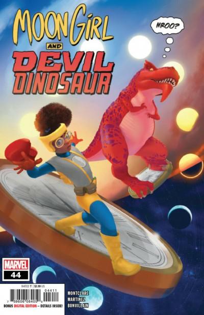 Moon Girl and Devil Dinosaur (2016) #44 VF/NM