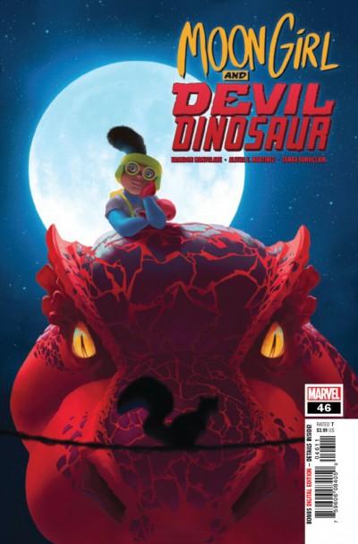 Moon Girl and Devil Dinosaur (2016) #46 VF/NM