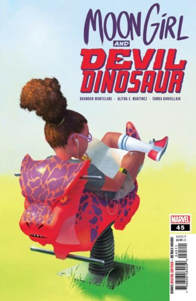 Moon Girl and Devil Dinosaur (2016) #45 VF/NM