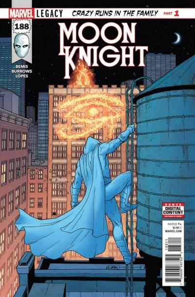 Moon Knight (2017) #188 VF/NM