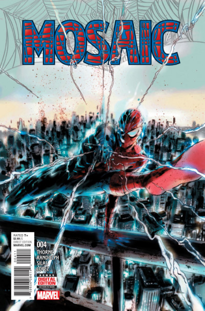 Mosaic (2016) #4 VF/NM