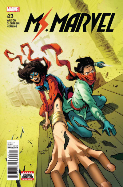 Ms. Marvel (2015) #23 VF/NM (9.0) or better Kamala Khan