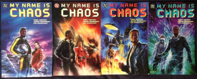 My Name is Chaos (1992) #1 2 3 4 NM complete set Tom Veitch