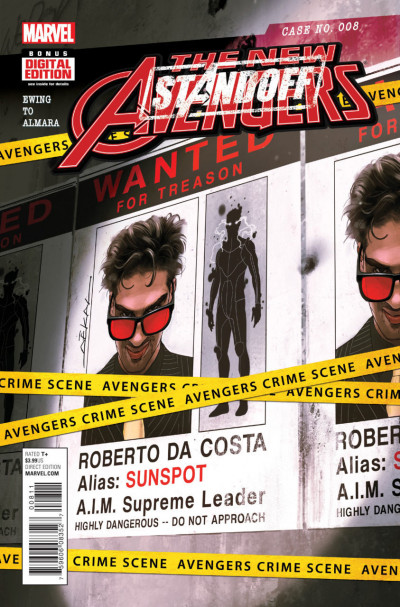 New Avengers (2015) #8 VF/NM