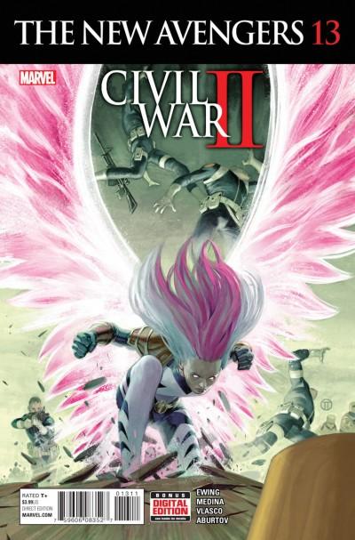 New Avengers (2015) #13 VF/NM Civil War II Tie-In