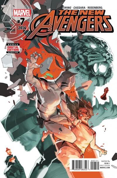 New Avengers (2015) #7 VF/NM