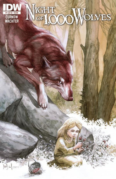 NIGHT OF 1,000 WOLVES #1 OF 3 NM IDW