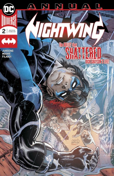 Nightwing Annual (2019) #2 VF/NM Dan Jurgens