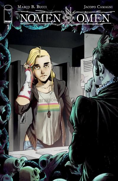Nomen Omen (2019) #1 VF/NM Image Comics