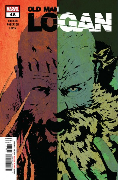 Old Man Logan (2016) #48 VF/NM