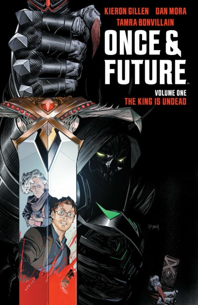Once & Future: The King Is Undead (2020) Volume 1 Collects #'s 1 2 3 4 5 6 Boom!