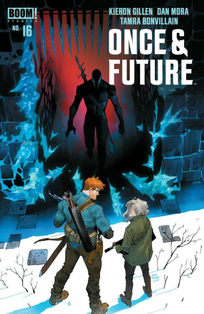 Once & Future (2019) #16 VF/NM Dan Mora Cover 1st Printing Boom! Image Comics