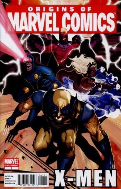 ORIGINS OF MARVEL COMICS: X-MEN (2010) #1 VF/NM UNCANNY LEGACY