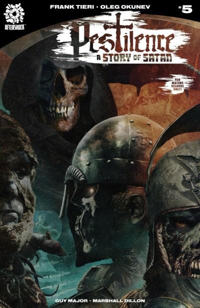 Pestilence: Story of Satan (2018) #5 VF/NM Frank Tieri Aftershock