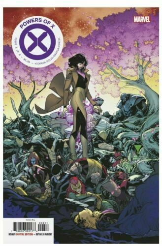 Powers of X (2019) #6 of 6 VF/NM-NM or better Jonathan Hickman