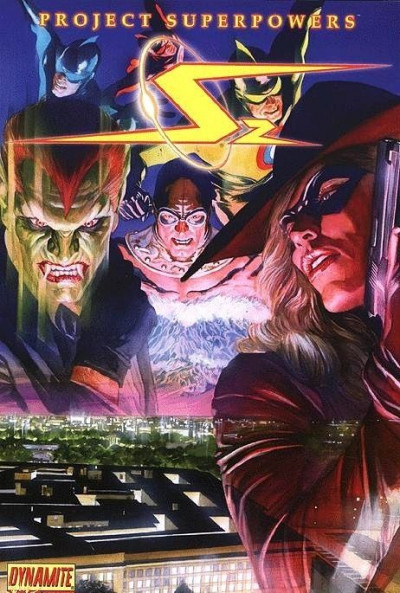 PROJECT SUPERPOWERS CHAPTER TWO #0 NM ALEX ROSS COVER C
