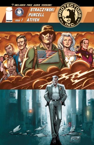 PROTECTORS INC (2013) #1 VF/NM COVER A IMAGE COMICS