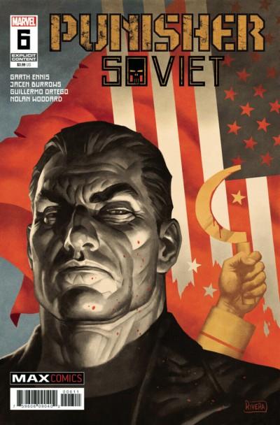 Punisher: Soviet (2019) #6 of 6 VF/NM Rivera Cover Garth Ennis