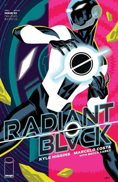 Radiant Black (2021) #1 VF/NM Michael Cho Regular Cover Image Comics