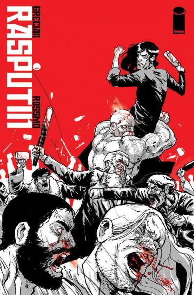 RASPUTIN (2014) #2 VF/NM COVER A IMAGE COMICS