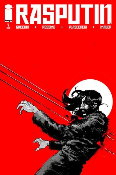 RASPUTIN (2014) #7 VF/NM COVER A IMAGE COMICS