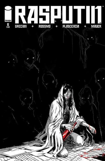 Rasputin (2014) #6 VF/NM Image Comics