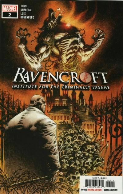 Ravencroft (2020) #2 of 5 VF/NM