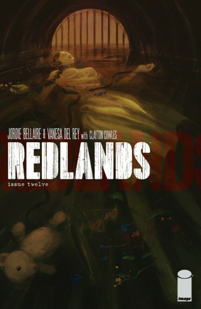 Redlands (2017) #12 VF/NM Image Comics