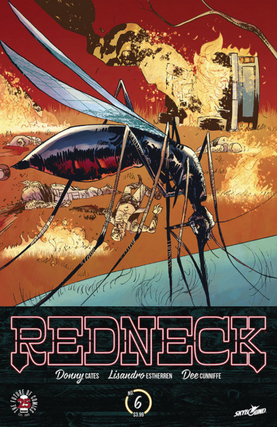 Redneck (2017) #6 VF/NM Image Comics