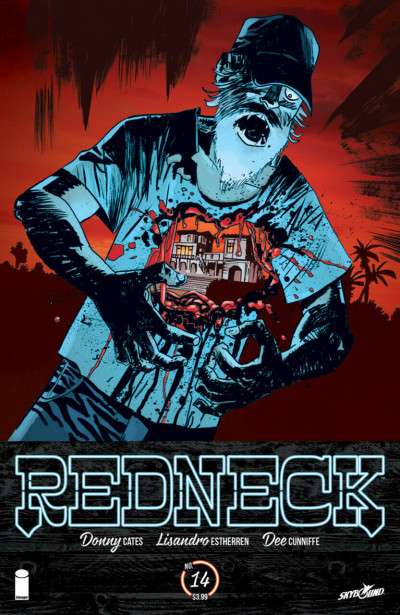 Redneck (2017) #14 VF/NM Image Comics