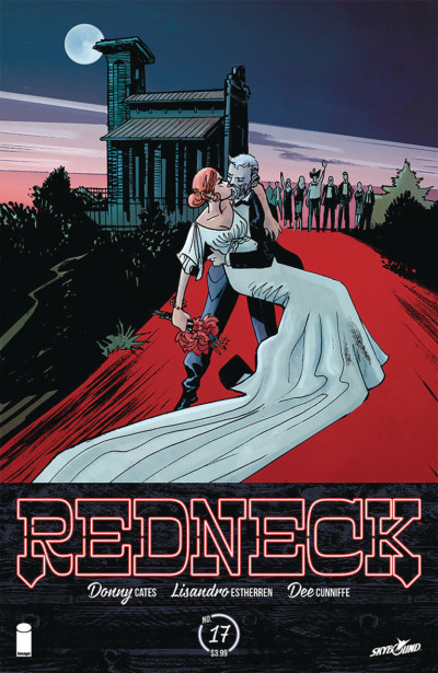 Redneck (2017) #17 VF/NM Image Comics