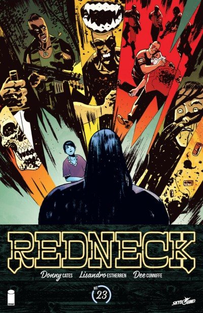 Redneck (2017) #23 VF/NM Image Comics