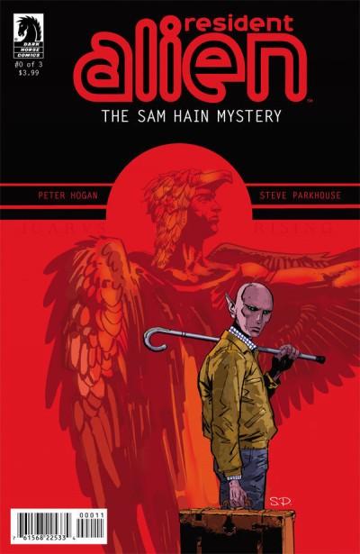 RESIDENT ALIEN: THE SAM HAIN MYSTERY #0 OF 3 VF/NM DARK HORSE COMICS