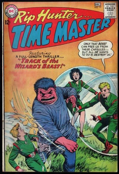 Rip Hunter Time Master (1961) #17 VG/FN (5.0)